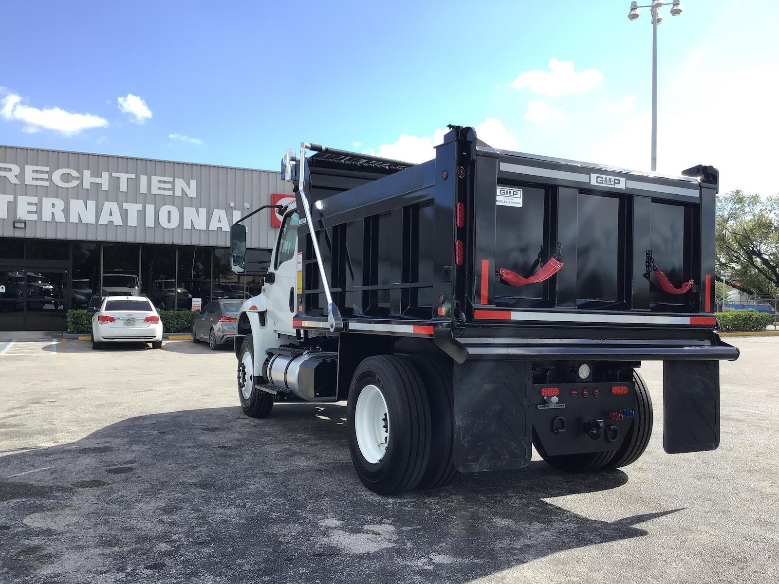 2021 International MV 4x2, Gar-P Dump Body #ML050500 - photo 1