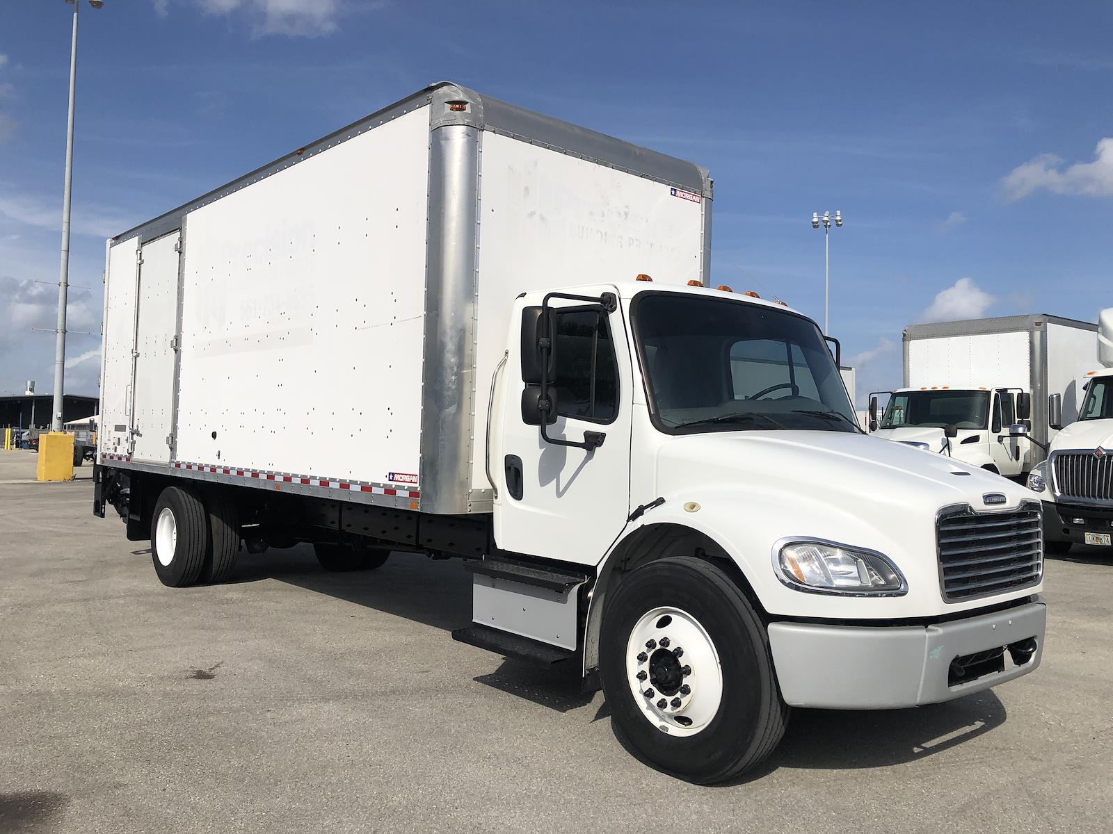 2016 Freightliner M2 106 4x2, Dry Freight #U1539 - photo 1