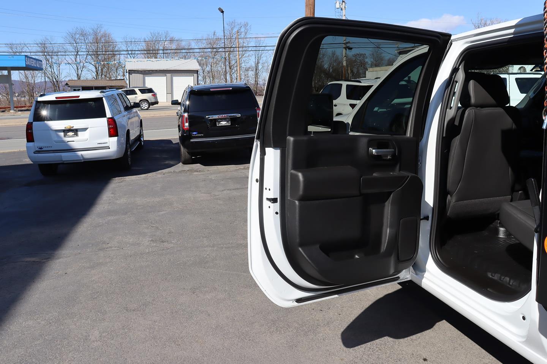 2021 Silverado 3500 Crew Cab 4x4,  Reading Marauder Dump Body #21311 - photo 11