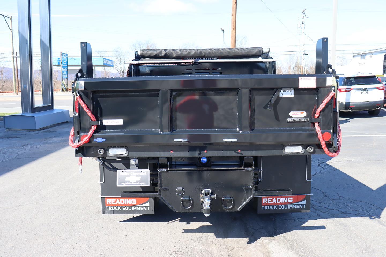 2021 Silverado 3500 Crew Cab 4x4,  Reading Marauder Dump Body #21311 - photo 20