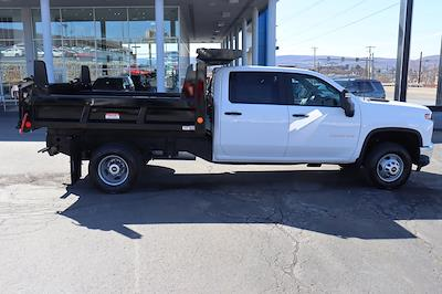 2021 Silverado 3500 Crew Cab 4x4,  Reading Marauder Dump Body #21311 - photo 5