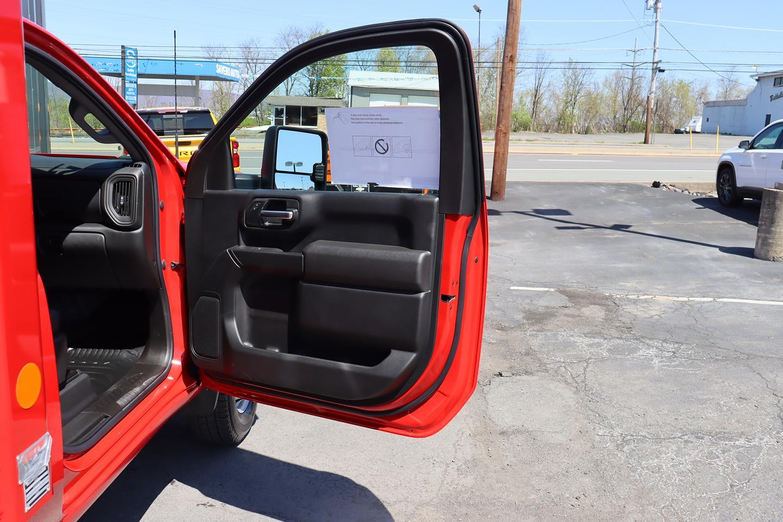 2021 Silverado 3500 Regular Cab 4x4,  Reading Marauder Dump Body #21474 - photo 12