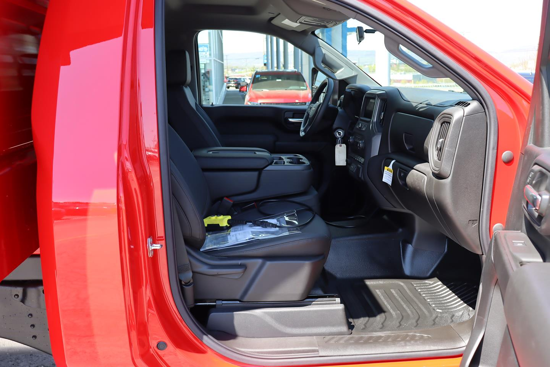 2021 Silverado 3500 Regular Cab 4x4,  Reading Marauder Dump Body #21474 - photo 13