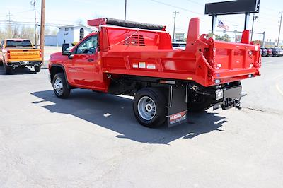 2021 Silverado 3500 Regular Cab 4x4,  Reading Marauder Dump Body #21474 - photo 2