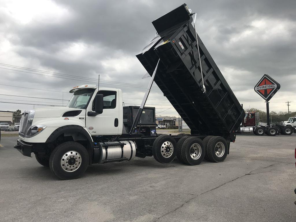 2019 International HV 6x4, Ox Bodies Dump Body #169730 - photo 1