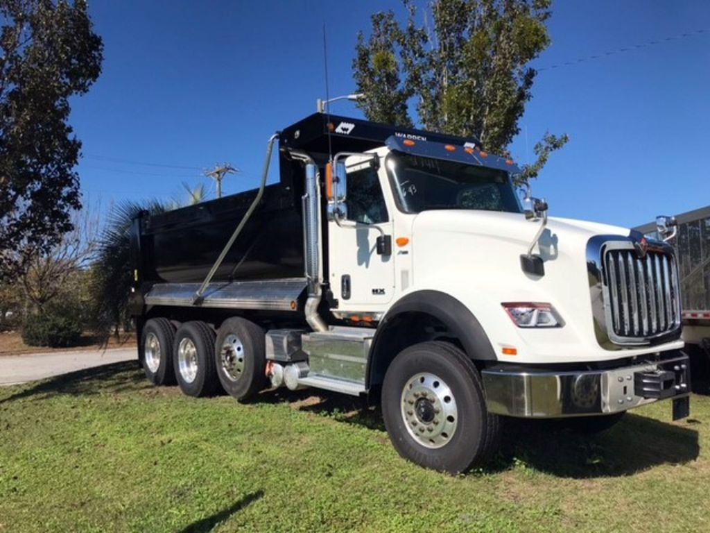 2019 International HX 6x4, Warren Truck Equipment, Inc Dump Body #170877 - photo 1