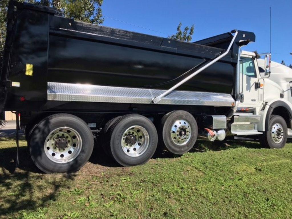 2019 International HX 6x4, Warren Truck Equipment, Inc Dump Body #170877 - photo 1
