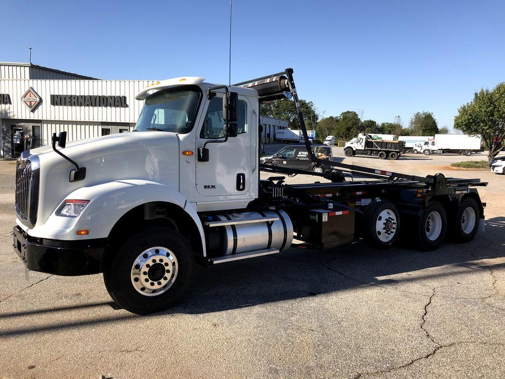 2020 International HX 6x4, Galfab Hooklift Body #173167 - photo 1