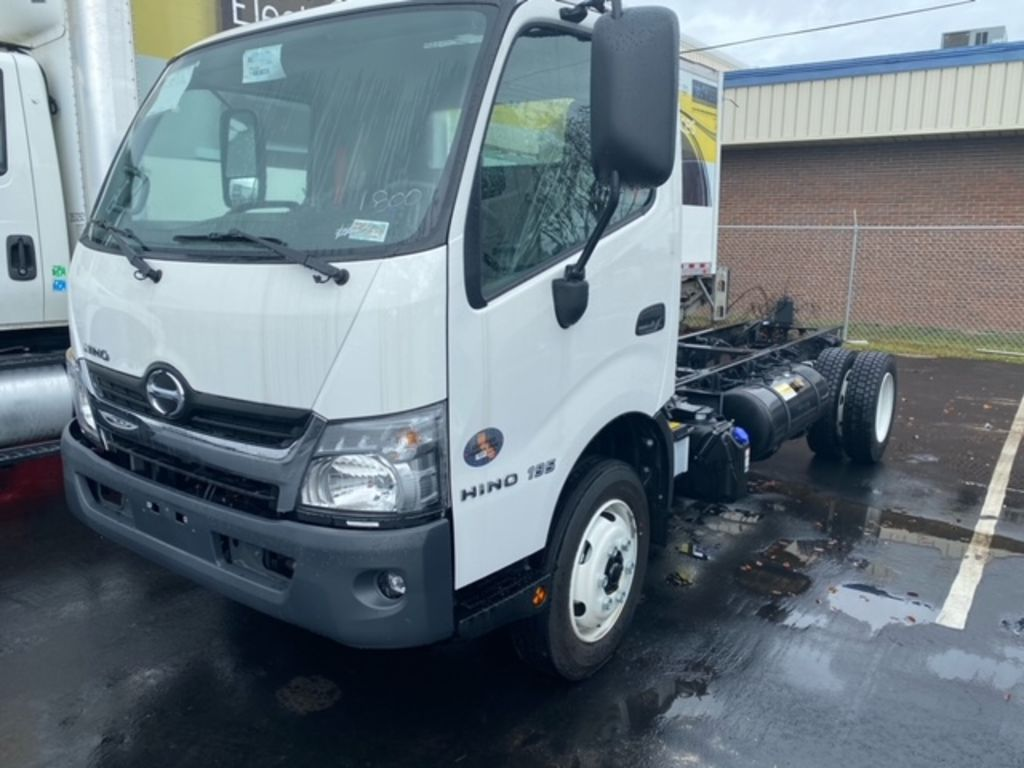 2020 Hino Truck, Cab Chassis #179354 - photo 1