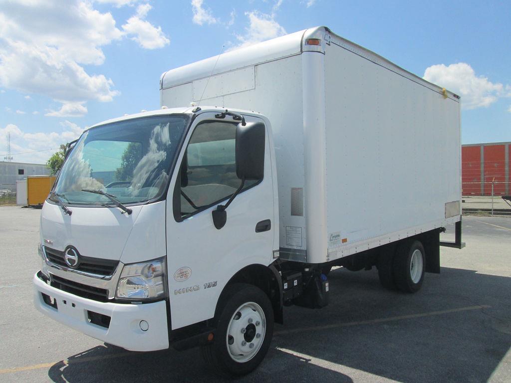 2019 Hino Truck Single Cab, Dry Freight #M07150/2906 - photo 1