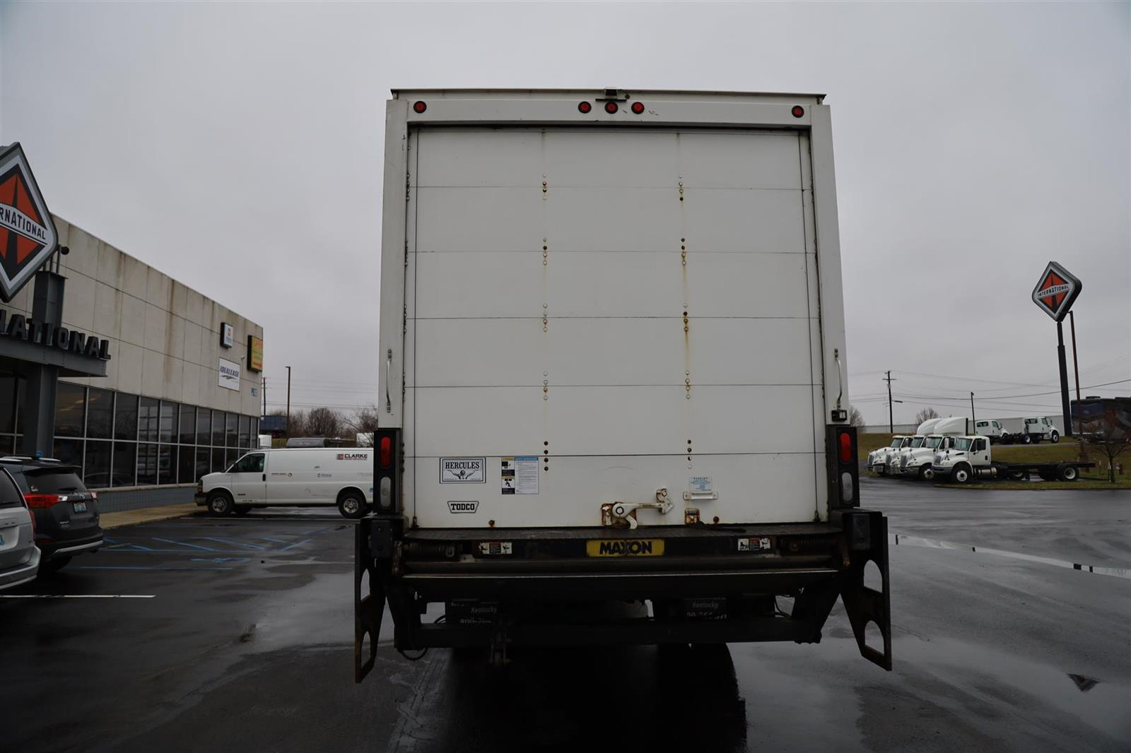 2015 International DuraStar 4300 4x2, Hercules Dry Freight #L-623 - photo 1
