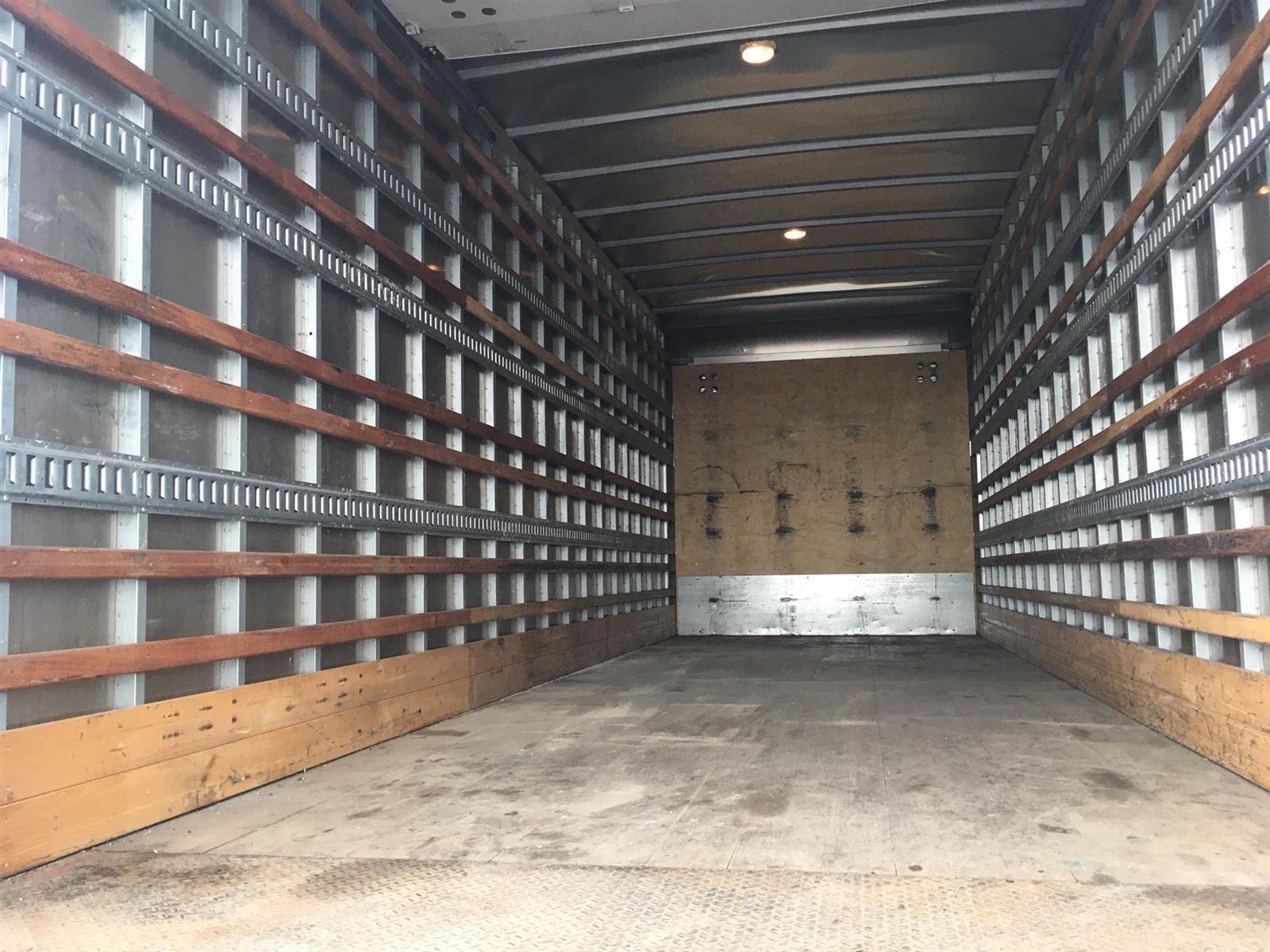 2016 International DuraStar 4300 4x2, Morgan Dry Freight #L-641 - photo 1