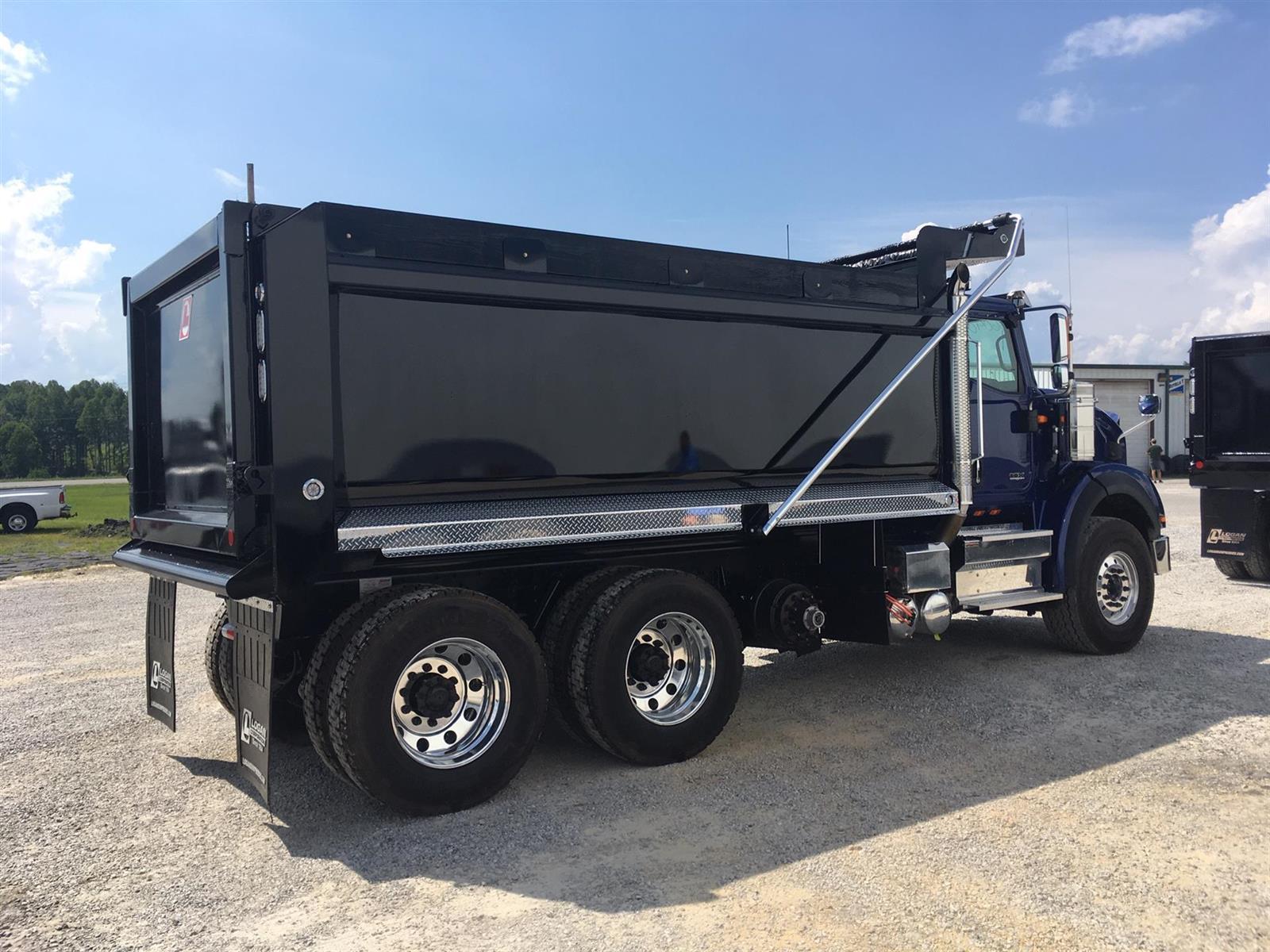 2021 International HX 6x4, Logan Corporation Dump Body #N6769 - photo 1