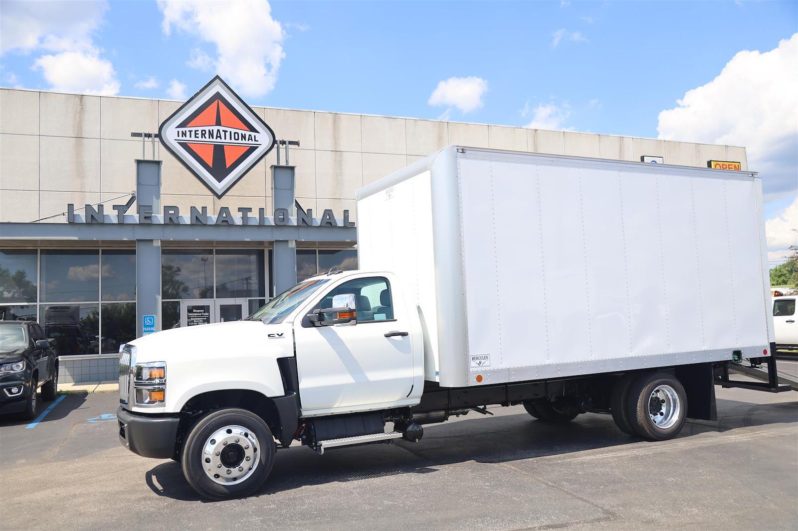 2021 International CV 4x2, Hercules Dry Freight #N6853 - photo 1