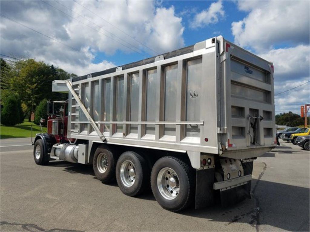 2013 Peterbilt Truck 6x4, Dump Body #1960D - photo 1