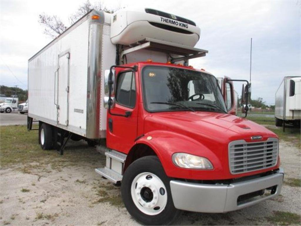 2014 Freightliner Truck 4x2, Refrigerated Body #198628 - photo 1