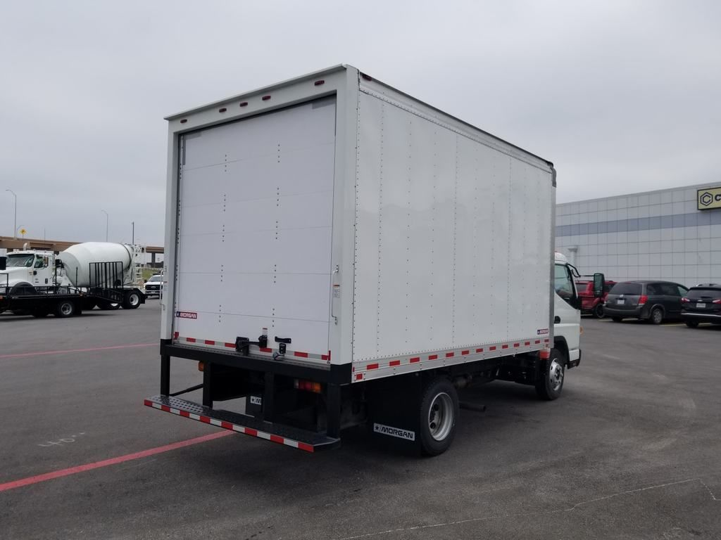2019 Mitsubishi Fuso FE140, Morgan Dry Freight #KGKG3704 - photo 1