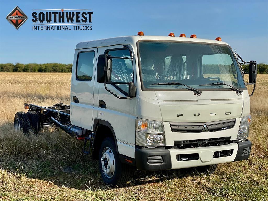 2020 Mitsubishi Fuso FE160, Cab Chassis #LGLM1696 - photo 1