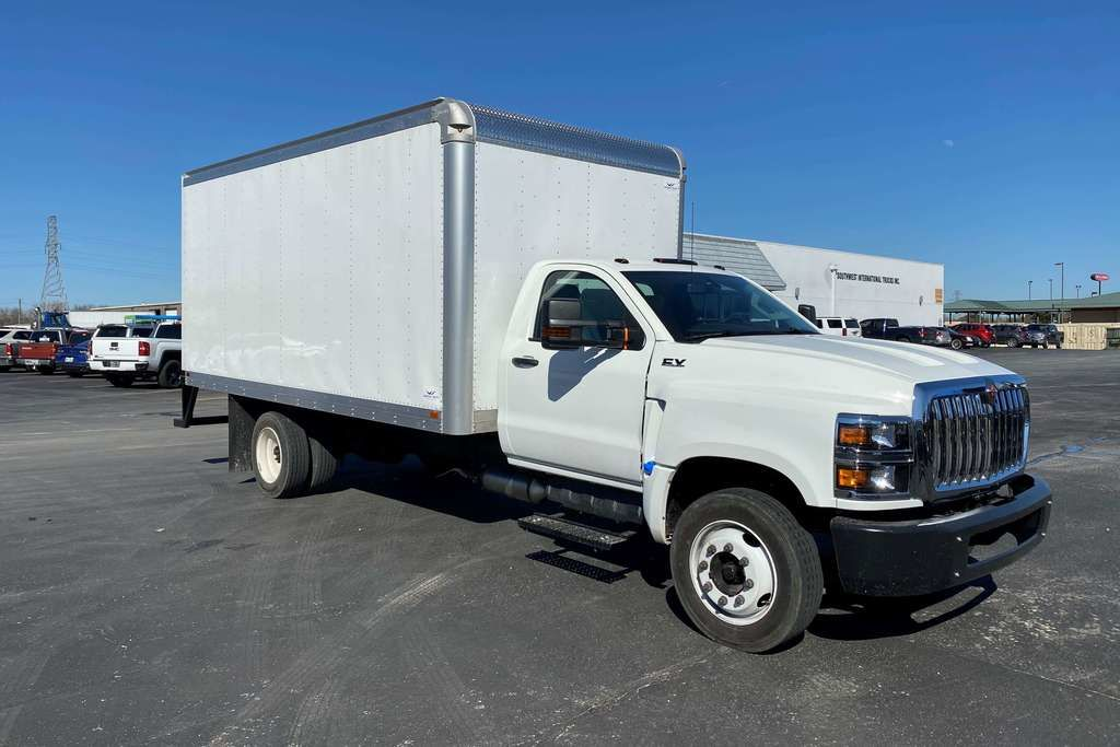 2020 International CV 4x2, Smyrna Truck Dry Freight #LH210524 - photo 1