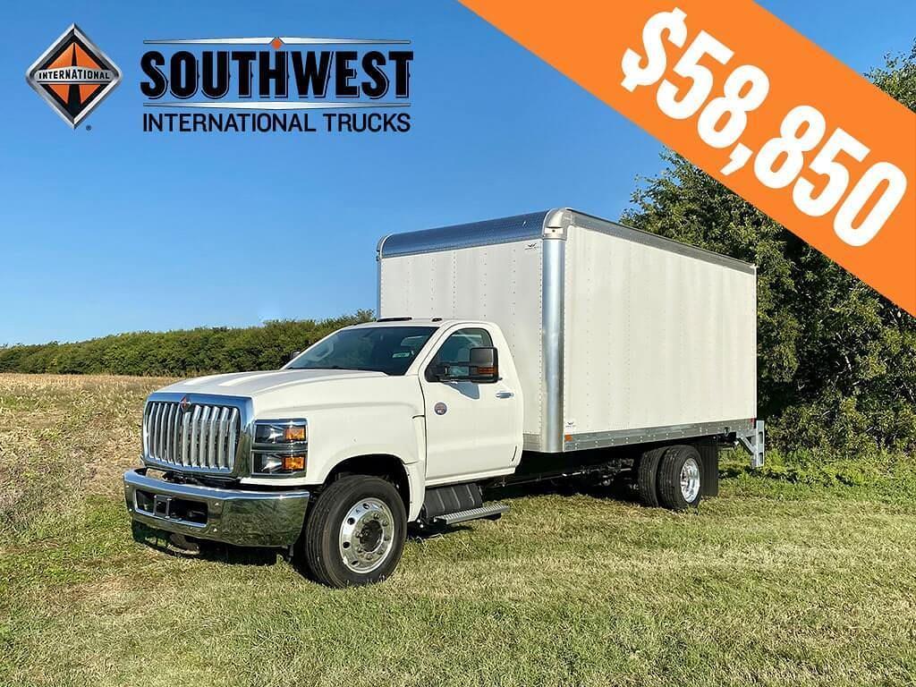 2020 International CV 4x2, Smyrna Truck Dry Freight #LH221702 - photo 1