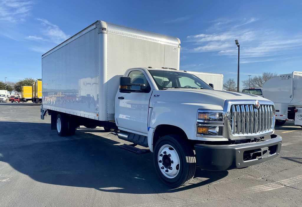 2020 International CV 4x2, Smyrna Truck Dry Freight #LH291745 - photo 1