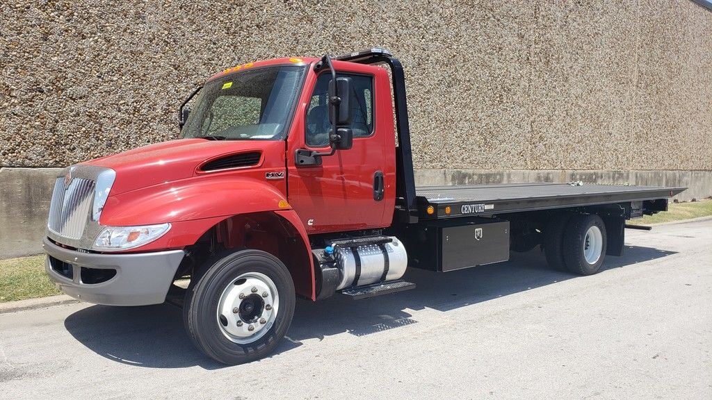 2020 International MV 4x2, Miller Industries Rollback Body #LL852319 - photo 1