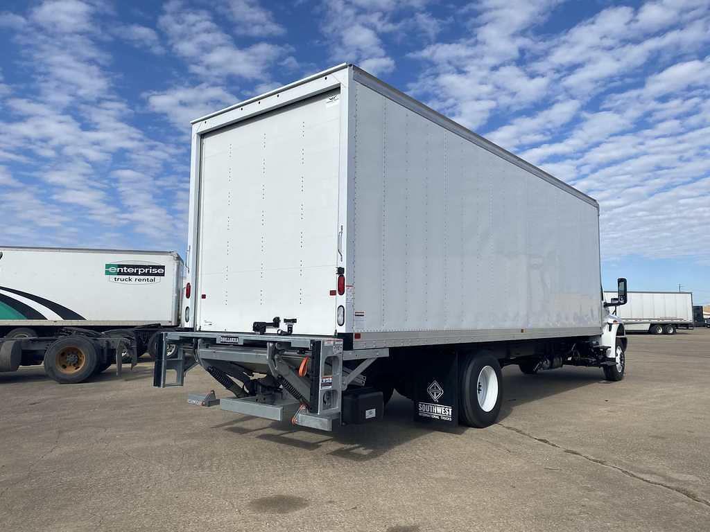 2021 International MV 4x2, Smyrna Truck Dry Freight #ML332470 - photo 1