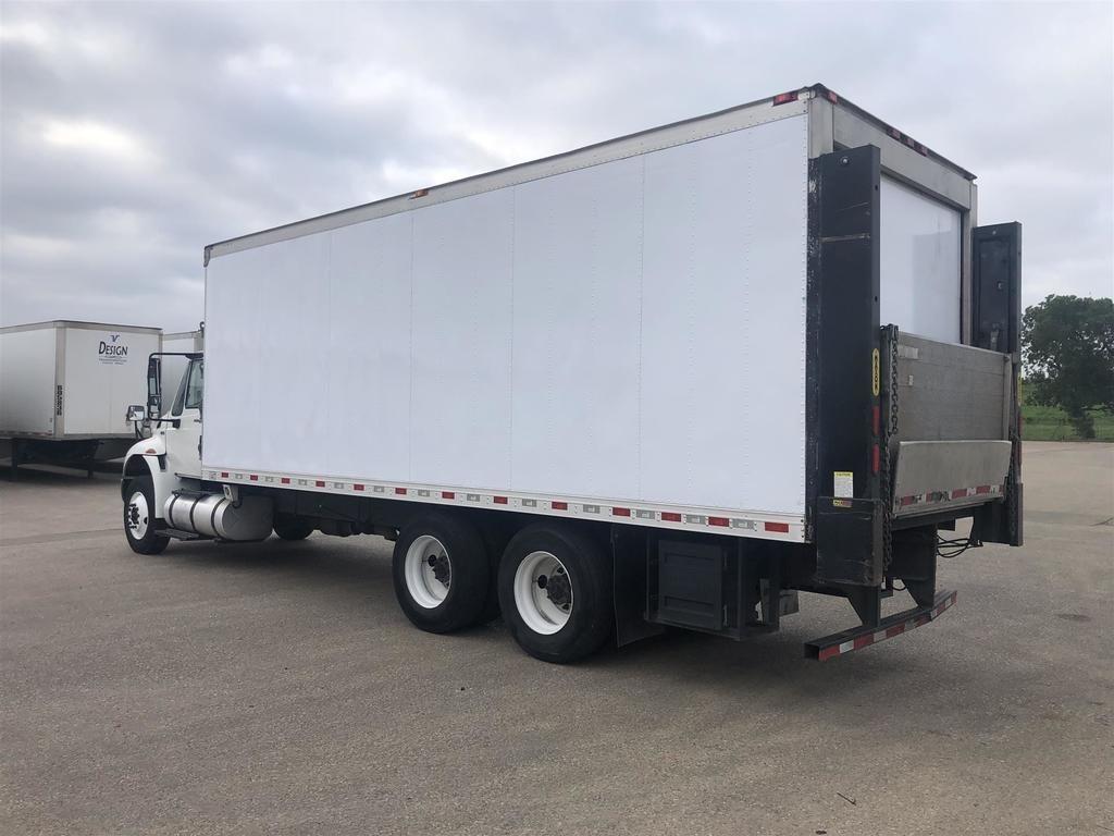 2014 International Truck 6x4, Refrigerated Body #U7538 - photo 1