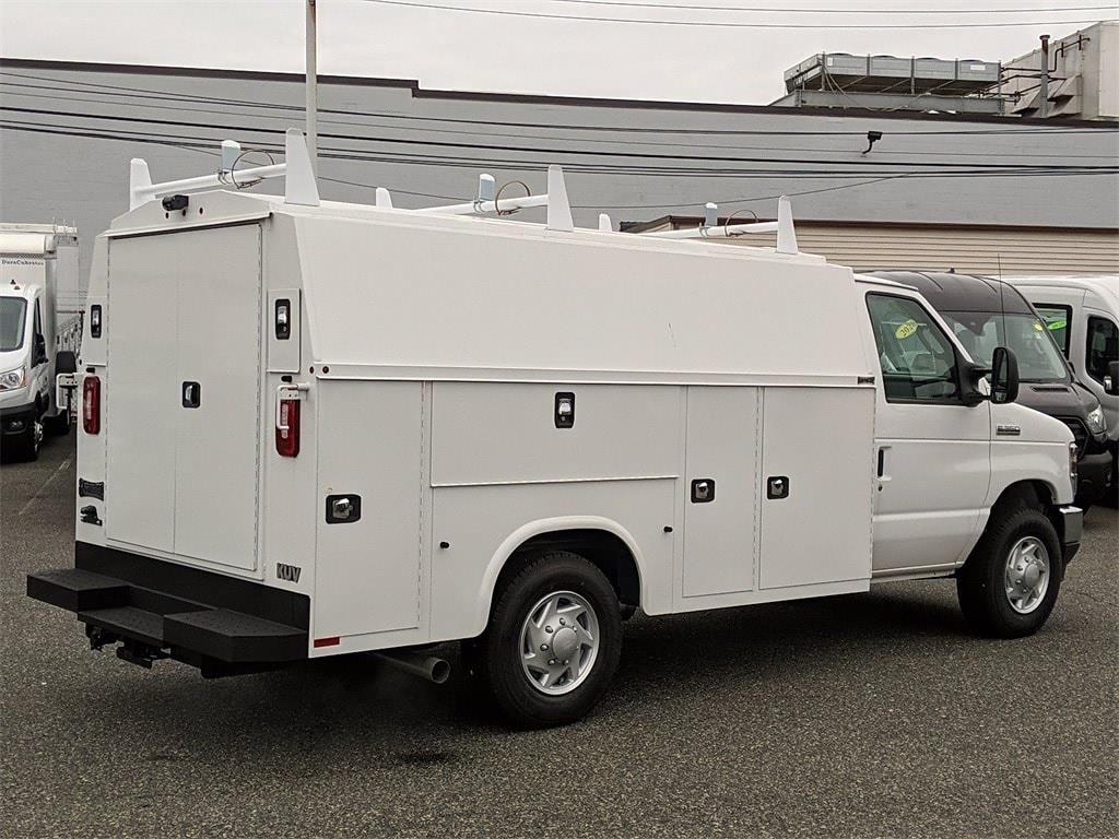2021 Ford E-350 4x2, Knapheide Service Utility Van #17956V - photo 1