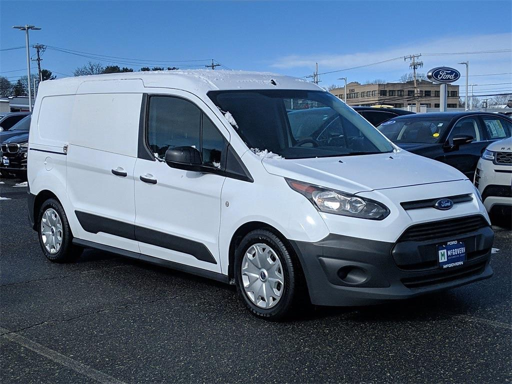 2017 Ford Transit Connect FWD, Upfitted Cargo Van #FD271 - photo 1