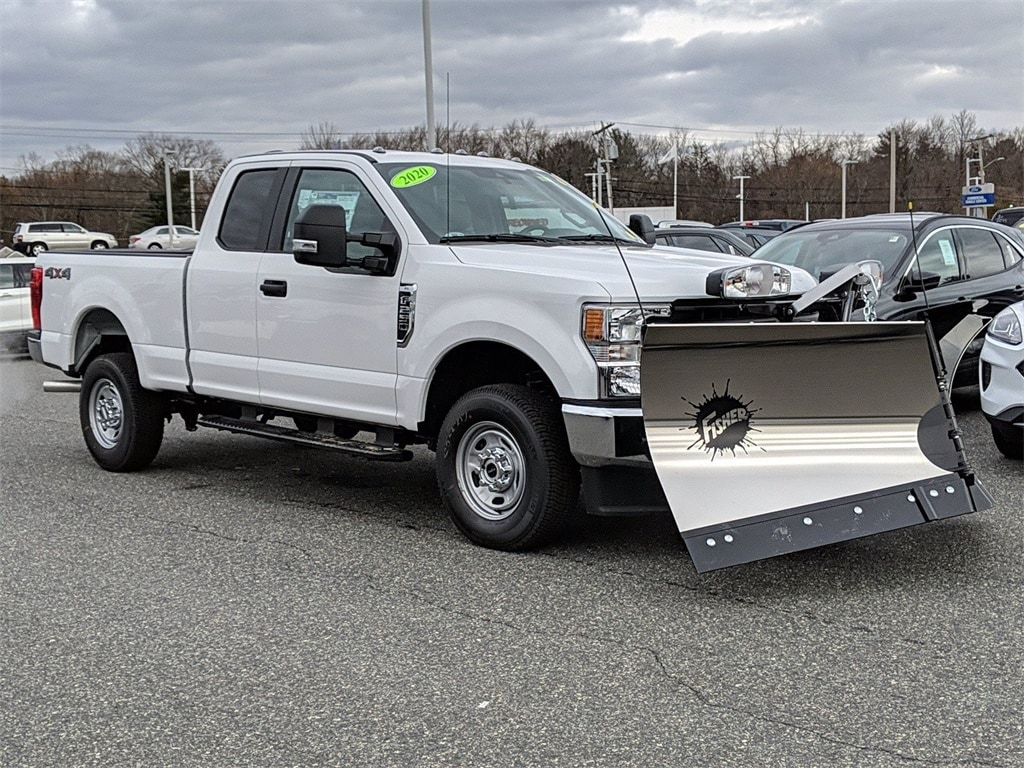 2020 Ford F-250 Super Cab 4x4, Fisher Pickup #FM1024 - photo 1