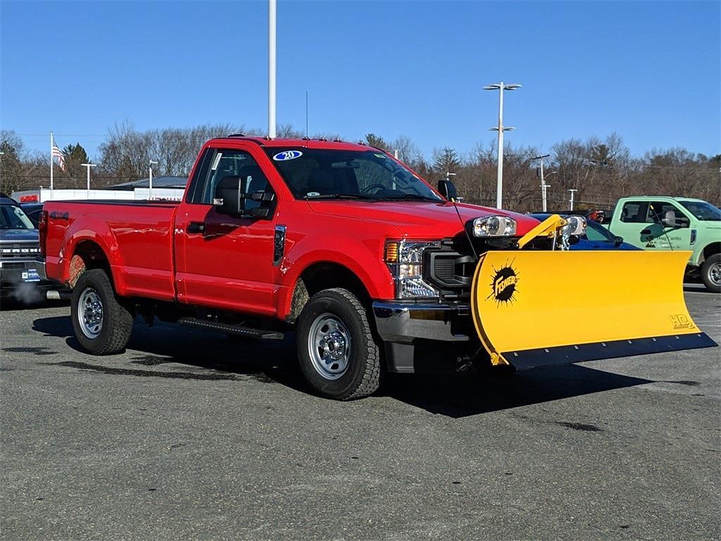 2020 Ford F-350 Regular Cab 4x4, Fisher Pickup #FM1152 - photo 1