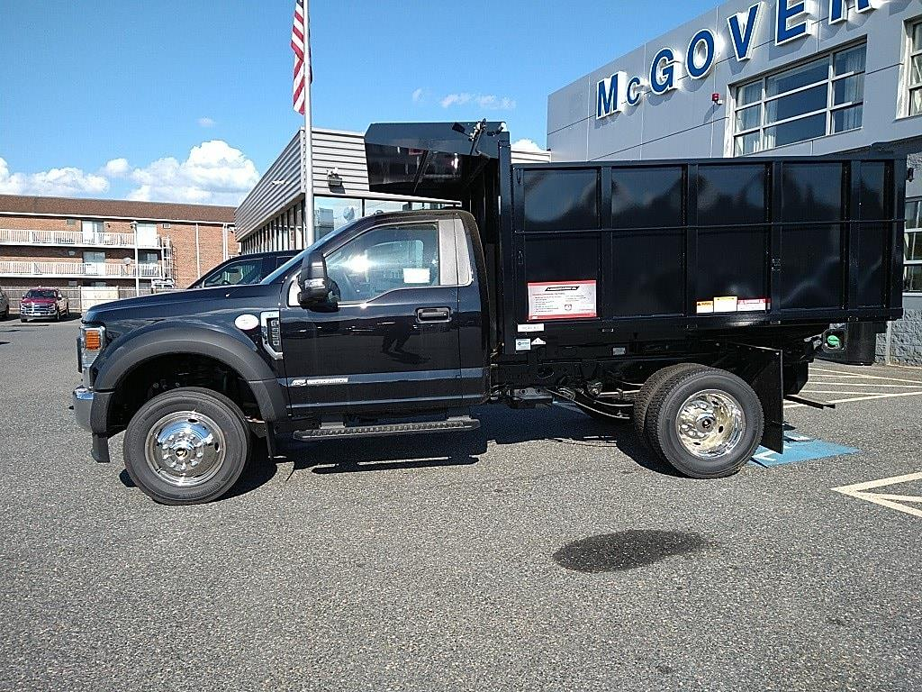 2020 Ford F-550 Regular Cab DRW 4x4, Cab Chassis #FM1169 - photo 1