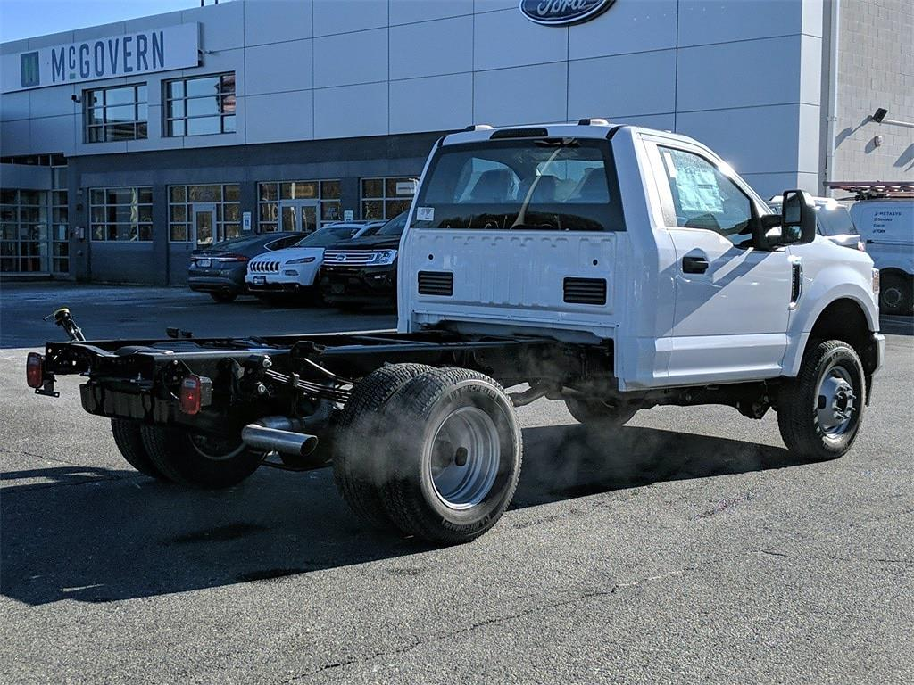 2021 Ford F-350 Regular Cab DRW 4x4, Cab Chassis #FM1179 - photo 1