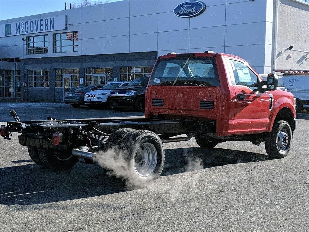 2021 Ford F-350 Regular Cab DRW 4x4, Cab Chassis #FM1193 - photo 1