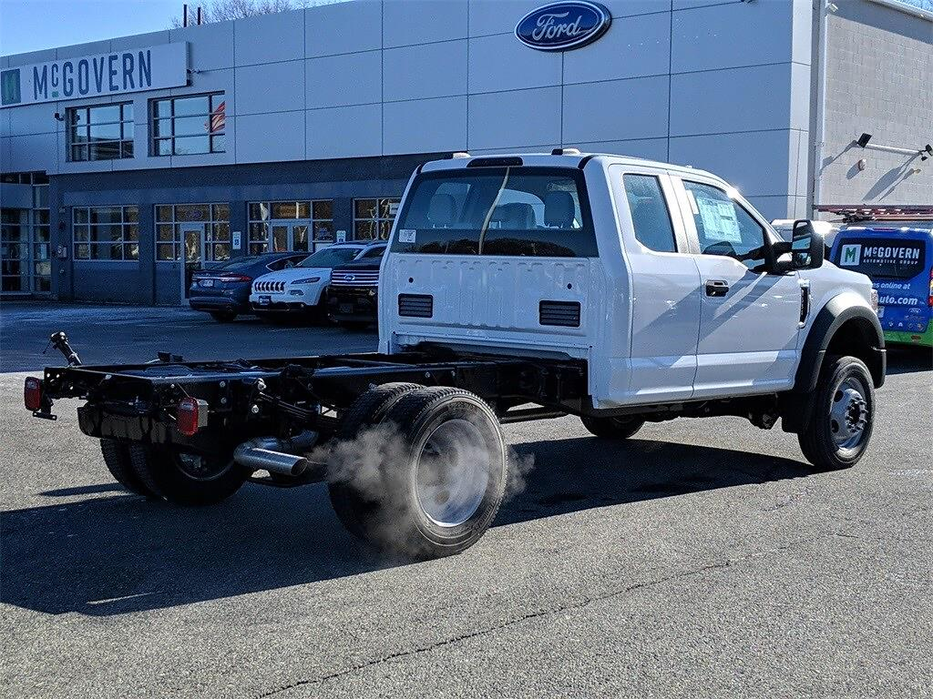 2021 Ford F-550 Super Cab DRW 4x4, Cab Chassis #FM1194 - photo 1