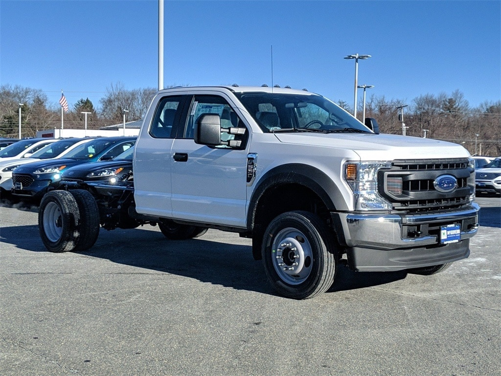2021 Ford F-550 Super Cab DRW 4x4, Cab Chassis #FM1195 - photo 1