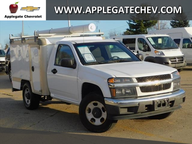 2012 Chevrolet Colorado Regular Cab 4x2, Service Body #9407 - photo 1