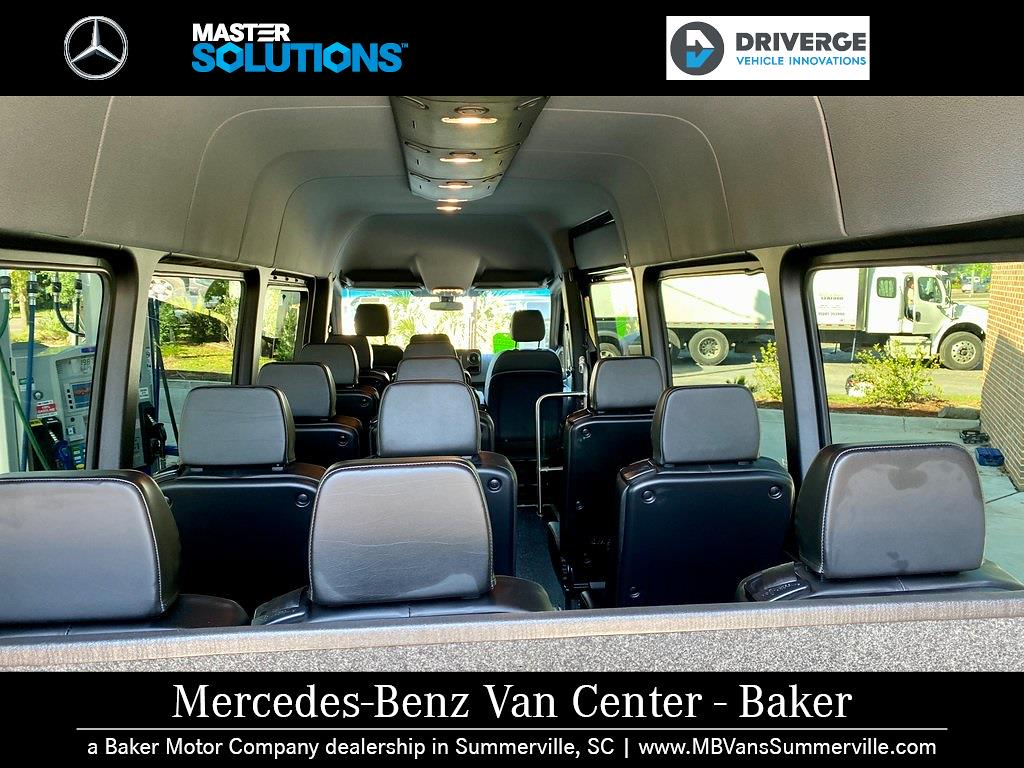 2019 Mercedes-Benz Sprinter 3500 High Roof 4x2, Driverge Smartliner Other/Specialty #MV0006 - photo 21