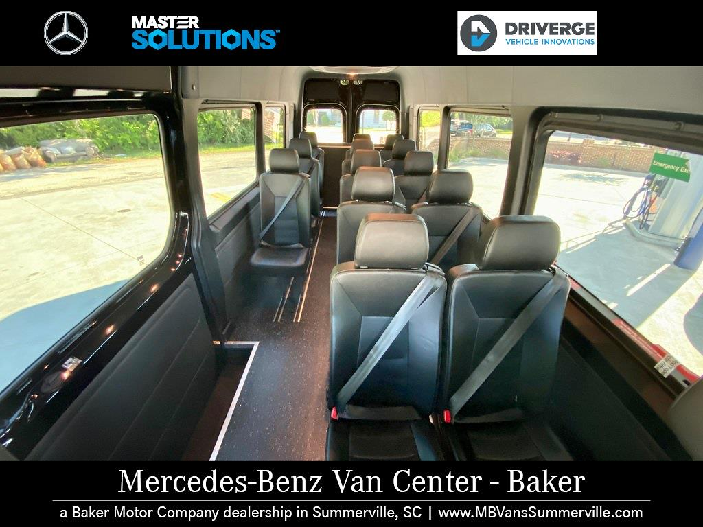 2019 Mercedes-Benz Sprinter 3500 High Roof 4x2, Driverge Other/Specialty #MV0006 - photo 1