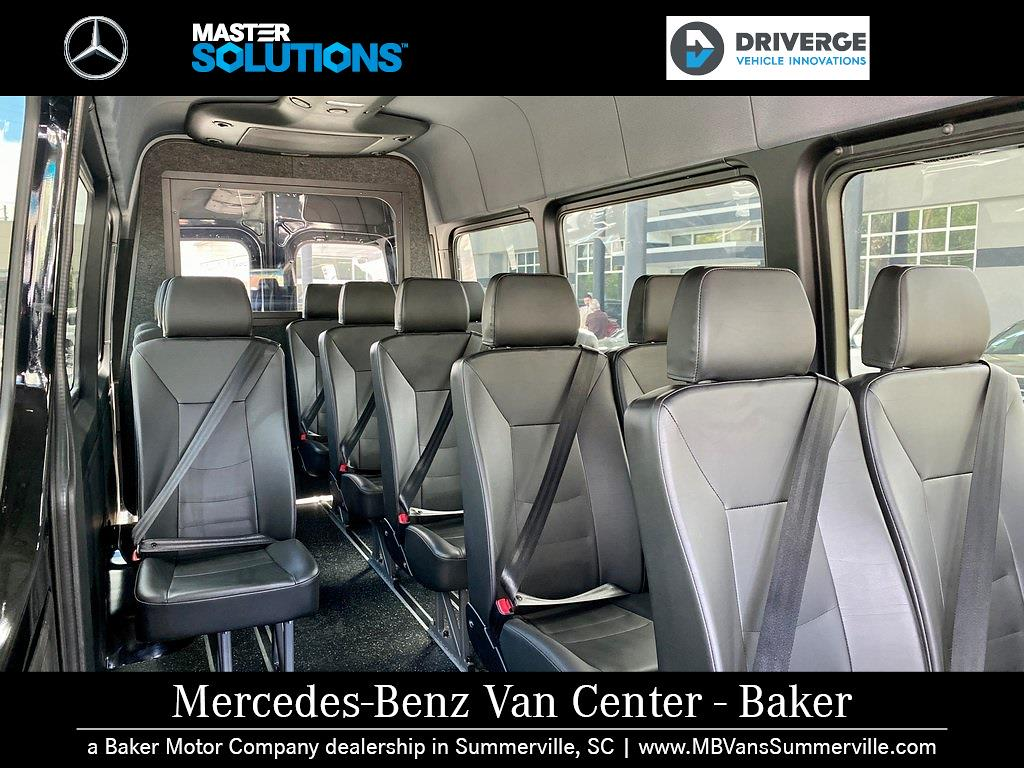 2019 Mercedes-Benz Sprinter 3500 High Roof 4x2, 170' Extended Midwest Automotive Designs Executive Shuttle #MV0007 - photo 1