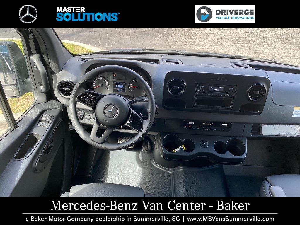 2019 Mercedes-Benz Sprinter 3500 High Roof 4x2, 170' Extended Midwest Automotive Designs Executive Shuttle #MV0007 - photo 3