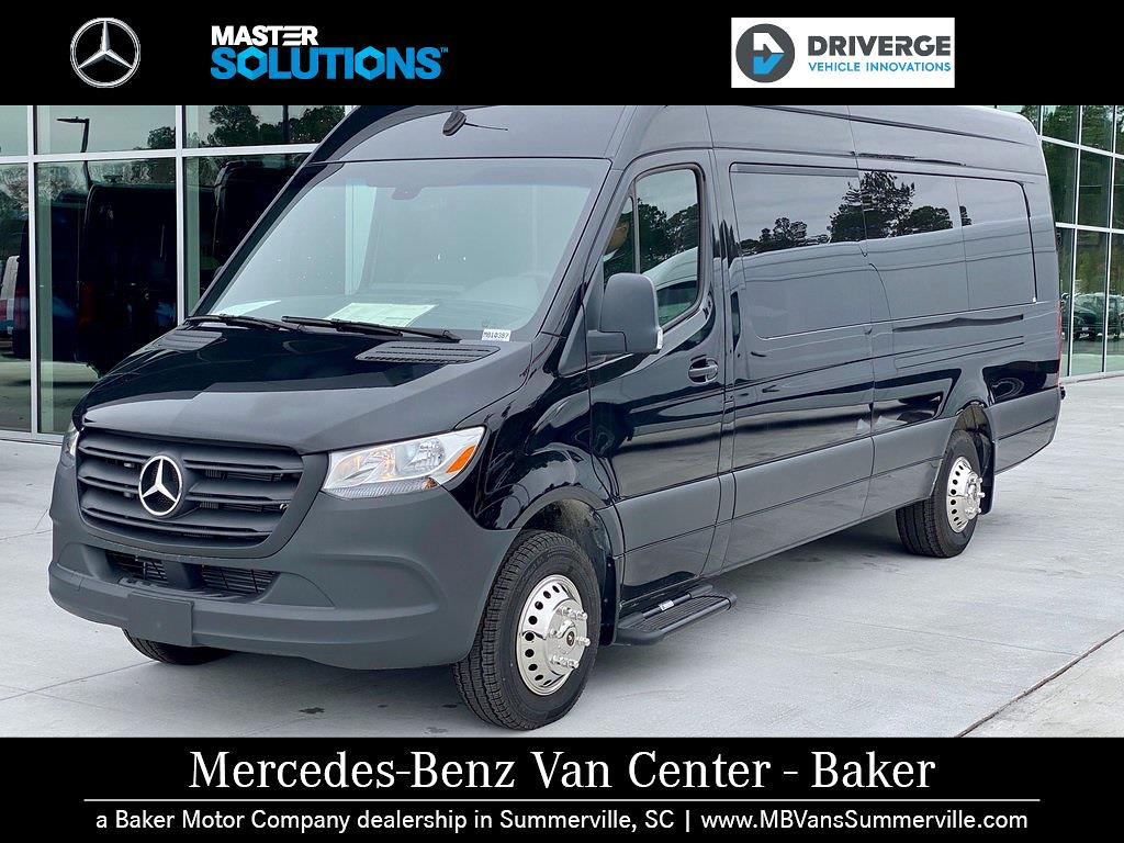 2019 Mercedes-Benz Sprinter 3500 High Roof 4x2, 170' Extended Midwest Automotive Designs Executive Shuttle #MV0007 - photo 4