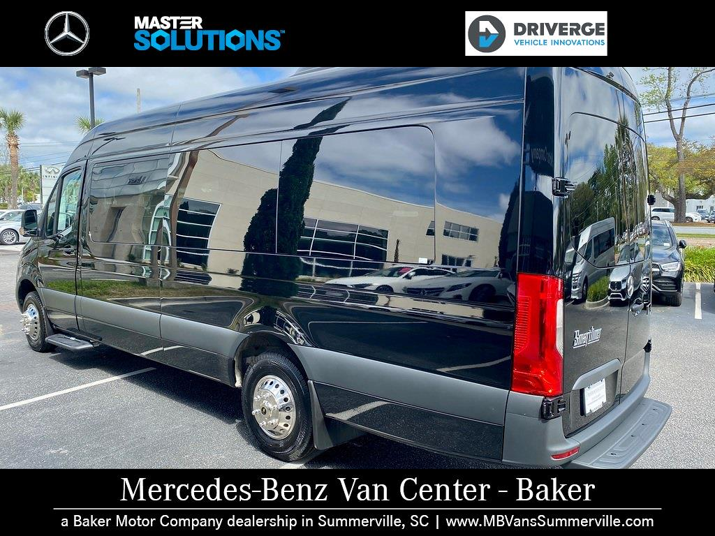 2019 Mercedes-Benz Sprinter 3500 High Roof 4x2, 170' Extended Midwest Automotive Designs Executive Shuttle #MV0007 - photo 11