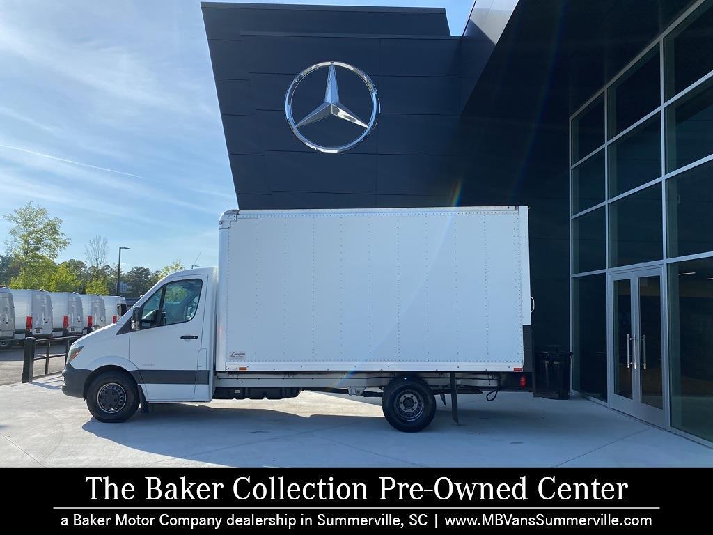 2016 Mercedes-Benz Sprinter 3500 4x2, Cab Chassis #MV0007A - photo 1