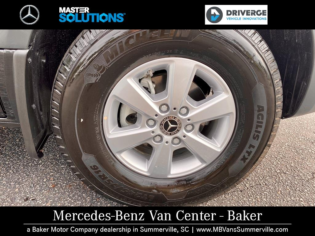"2020 Mercedes-Benz Sprinter 2500 High Roof 4x2, 170"" 13 Passenger Driverge Braun WAV #MV0008 - photo 6"