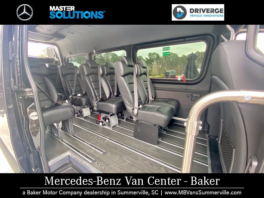 "2020 Mercedes-Benz Sprinter 2500 High Roof 4x2, 170"" 13 Passenger Driverge Braun WAV #MV0008 - photo 10"