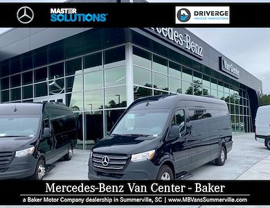 "2020 Mercedes-Benz Sprinter 2500 High Roof 4x2, 170"" 13 Passenger Driverge Braun WAV #MV0008 - photo 3"