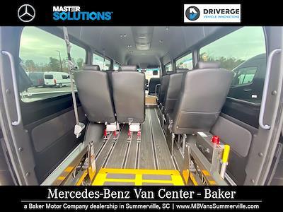 "2020 Mercedes-Benz Sprinter 2500 High Roof 4x2, 170"" 13 Passenger Driverge Braun WAV #MV0008 - photo 8"