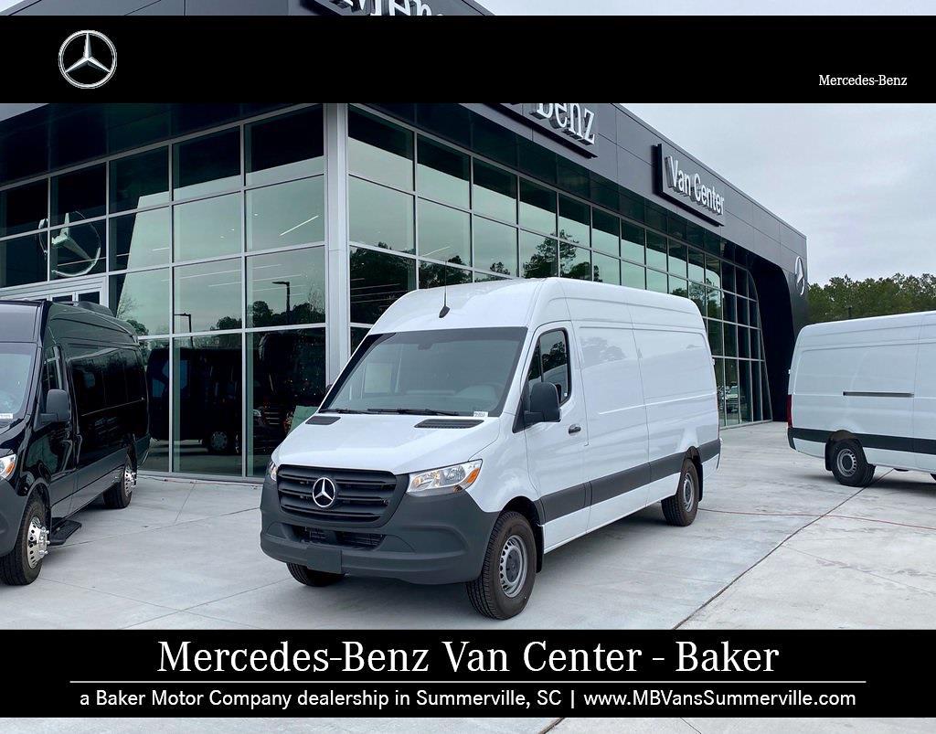 2020 Mercedes-Benz Sprinter 2500 High Roof 4x2, Empty Cargo Van #MV0011 - photo 1